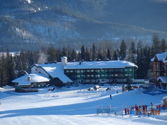 Foto de Fernie Alpine Resort