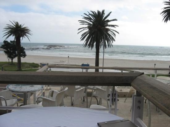 แคมป์สเบย์, แอฟริกาใต้: La vue du resto ou j'ai diner (27 mai)