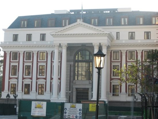 Parliament of the Republic of South Africa: Parlement