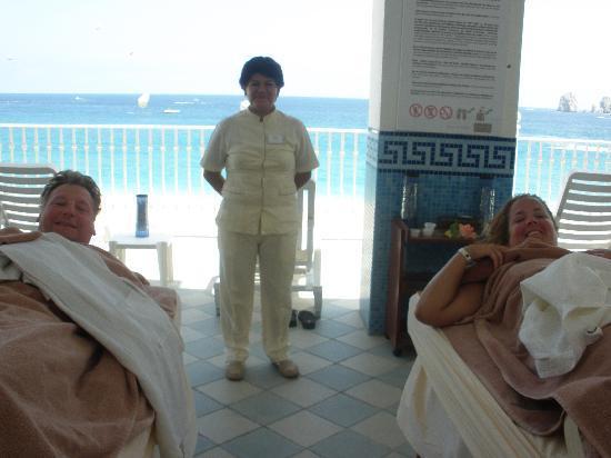 Hotel Riu Palace Cabo San Lucas: Couples massage