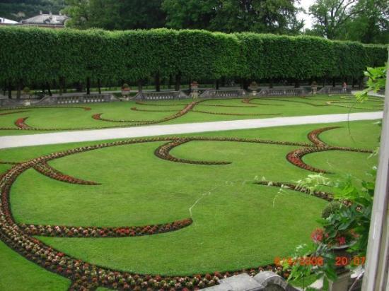 พระราชวังและสวนมิราเบลล์: Mirabel garden