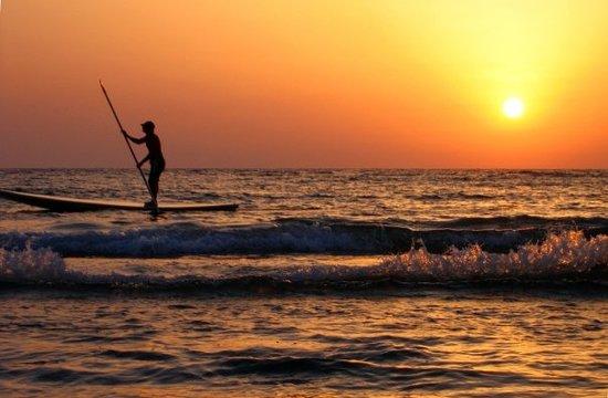 تل أبيب, إسرائيل: Sunrise in Tel-Aviv