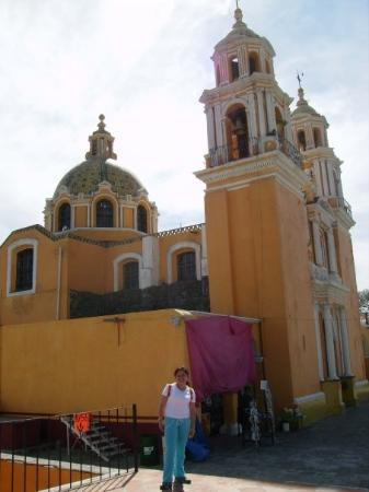 San Pedro Cholula, เม็กซิโก: Cholula