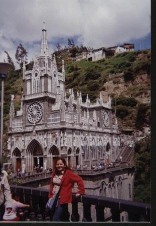 Santuario de las Lajas 2006