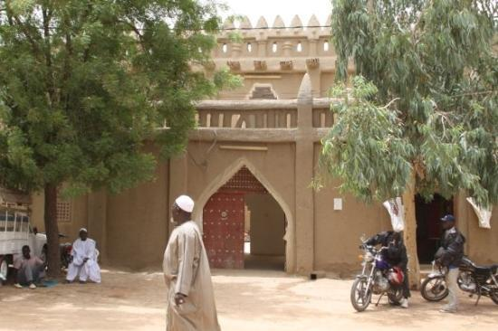 Djenne, มาลี: Our hotel