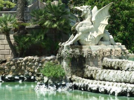 ปาร์คเดลาชิวตาเดลลา: Parc de la Ciutadella