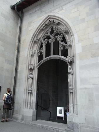 Church of Our Lady (Fraumunster): Fraumunster 聖母大教堂