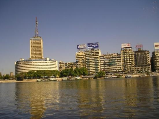 Nile River: Cairo, the Nile