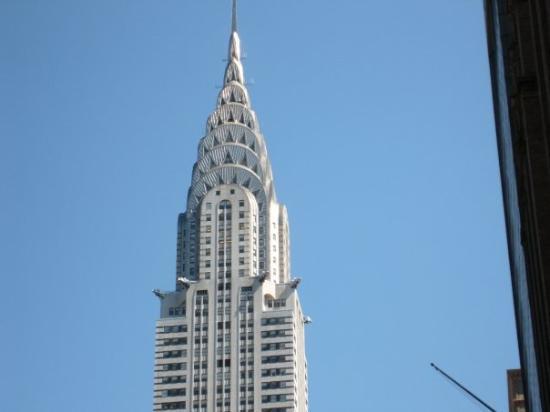Chrysler Building: Cadillac Building