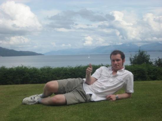 Paul on the Isle of Mull
