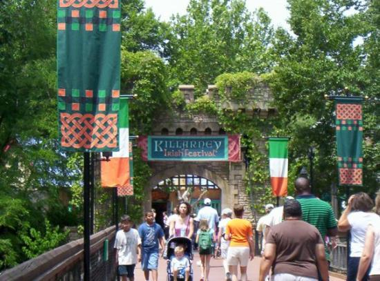 Busch Gardens- Ireland - Picture of Busch Gardens Williamsburg ...