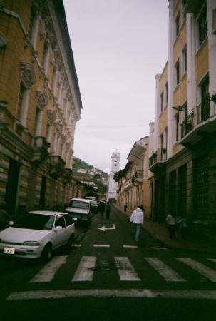 Quito Old Town: Centro Historico