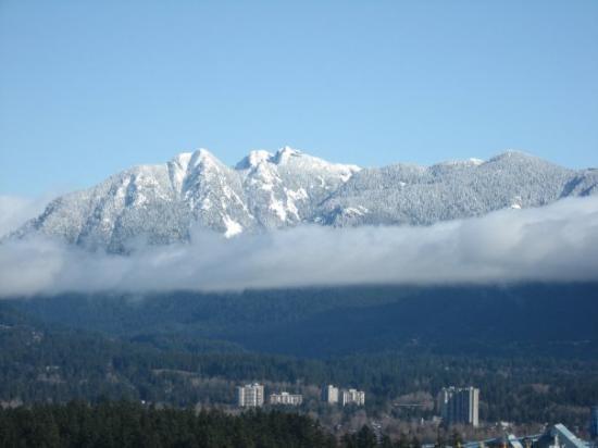 เวสต์แวนคูเวอร์, แคนาดา: Vancouver March/April 2009 View from my meeting room Was amazing!