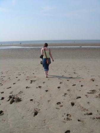Zeebrugge, เบลเยียม: Beach
