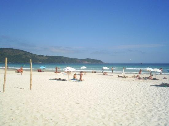 Lopes Mendes Beach: Ilha Grande, State of Rio de Janeiro, Brazil