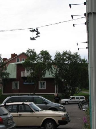 คีรูนา, สวีเดน: Kiruna