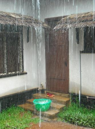 Tanga, Tanzania: Rain like you have never seen in your life!