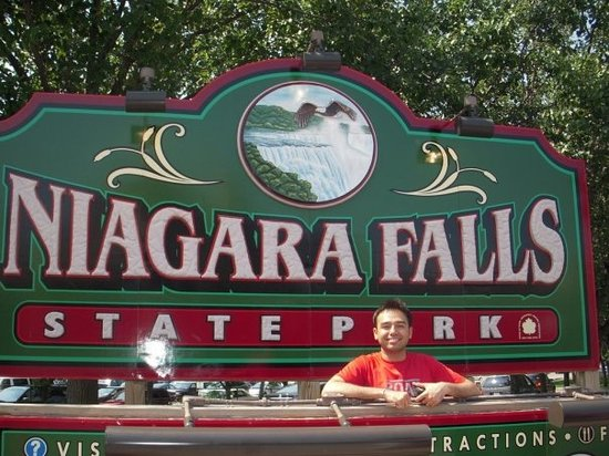 Niagara Falls, NY: Proof ~ i was here ~