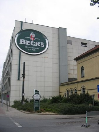 Beck's Brewery Tour