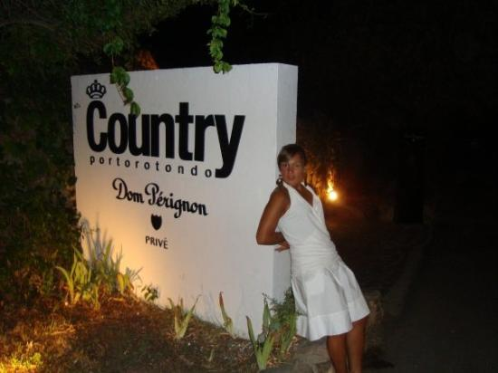 ปอร์โตโรตองโด, อิตาลี: Country club