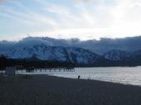 Lake Tahoe (Nevada) ภาพถ่าย