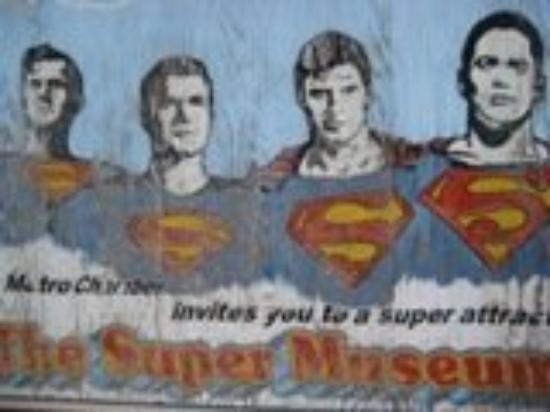 เมโทรโปลีส, อิลลินอยส์: Superman Museum, Metropolis, IL
