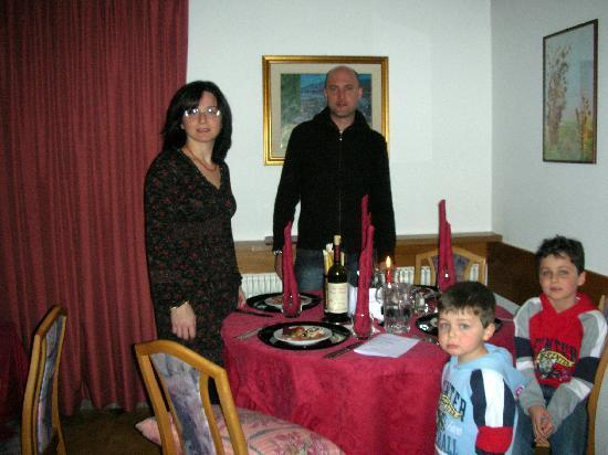 Hotel Paganella: il ristorante