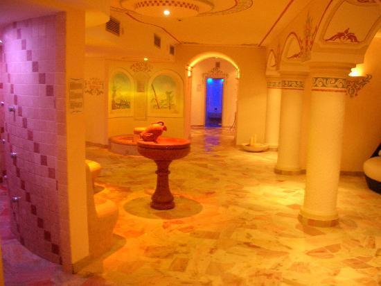 Hotel Paganella: centro benessere