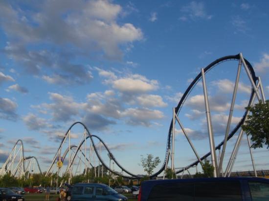 Europa-Park: The coaster