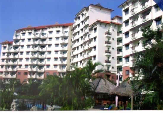 บาตัม, อินโดนีเซีย: There are 235 tastefully decorated and appointed suites each with an enchanting view of the swim