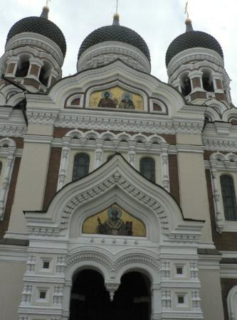 มหาวิหารอเล็กซานเดอร์เนฟสกี: TALLIN