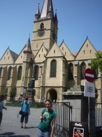 Lutheran Evangelical Cathedral & Tower ภาพถ่าย