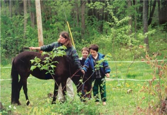 West Branch, MI: Happy Birthday Boys 2000.. Rhondal's sister and nephews