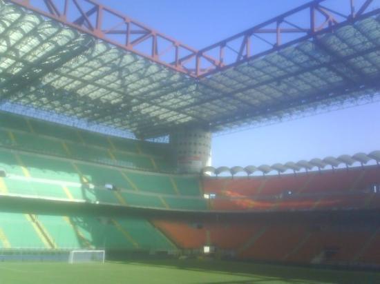 Stadio Giuseppe Meazza (San Siro): San Siro Stadium, (Where AC and Inter play).