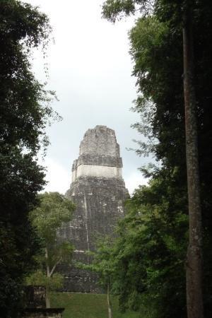 Tikal Museum / Museo Sylvanus G. Morley: gran jaguar temple 1