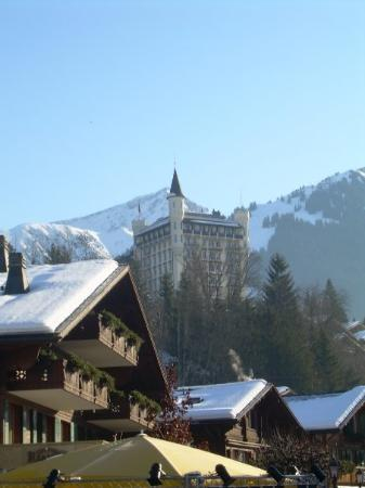 Gstaad Foto
