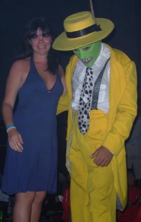 Coco Bongo Cancun: Io e The Mask al COCO BONGO - Cancun