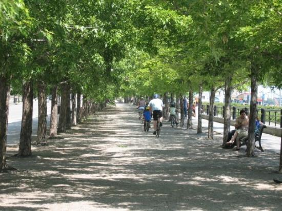 Old Port of Montreal: Walking around town...