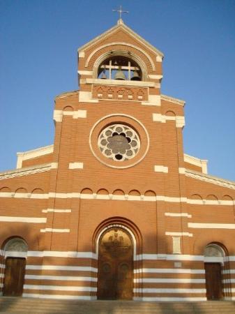 Chincha Alta, Perú: Iglesia de Chincha