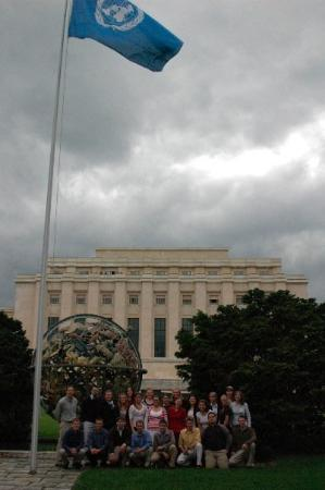Palais des Nations: this one's better.