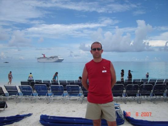 แกรนด์เติร์ก: half moon cay,bahamas