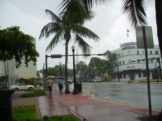 Miami (FL) United States  city photos gallery : Miami, FL, United States raining...