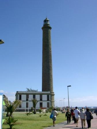 El Faro de Maspalomas : Gran Canaria - Faro