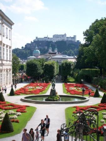 พระราชวังและสวนมิราเบลล์: Back in Salzburg
