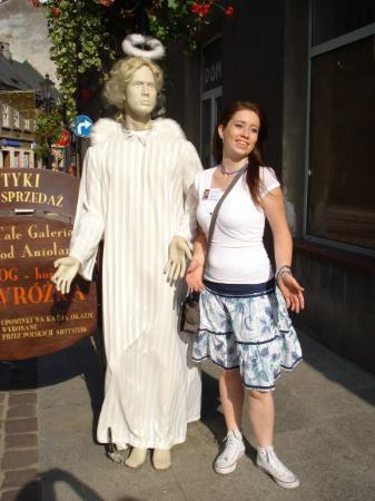 Bielsko-Biala, โปแลนด์: jesus&me :P
