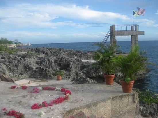 Foto de Coral Seas Cliff