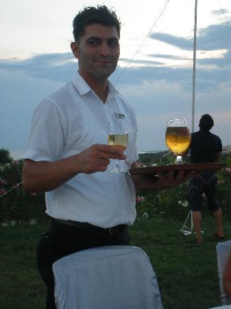 Alba Resort Hotel: Fatih (George) our waiter