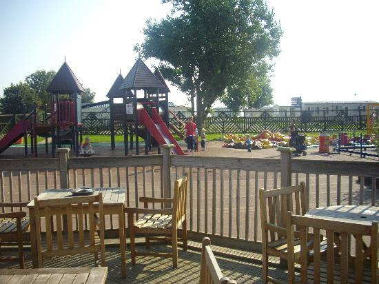 Hopton Holiday Park - Haven: the play area