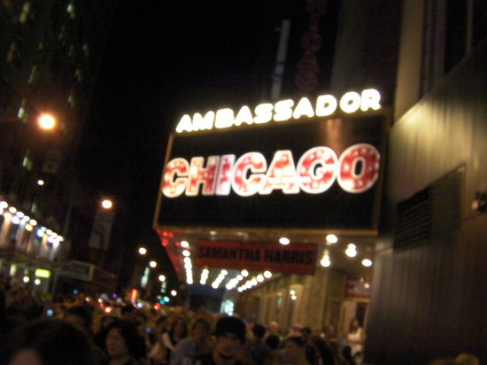 ‪Chicago the Musical‬