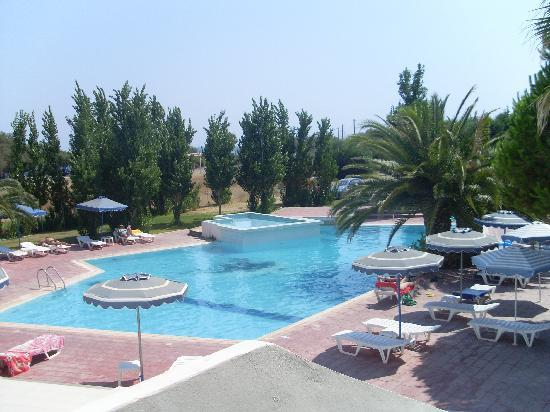 Gennadi, Greece: Pool